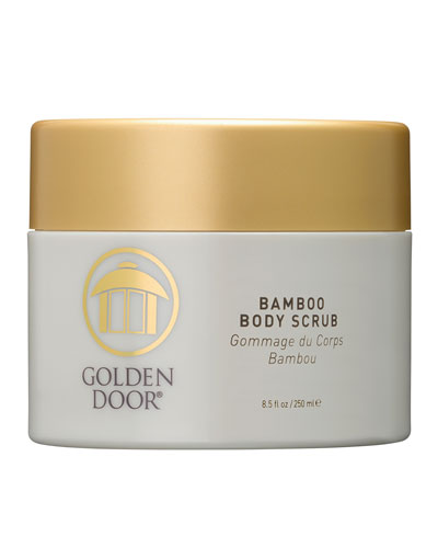 Bamboo Body Scrub, 8.5 oz./ 250 mL