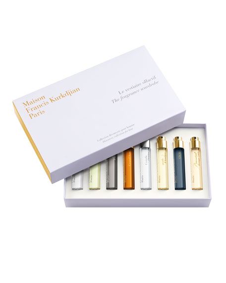 For him Fragrance Wardrobe, 8 x 11 mL