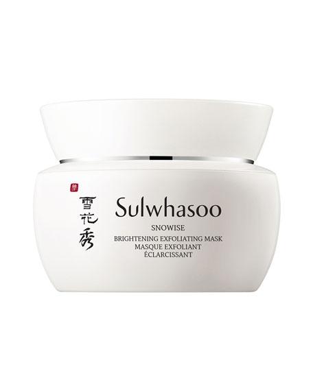 Snowise Brightening Exfoliating Mask, 2.7 oz./ 80 mL