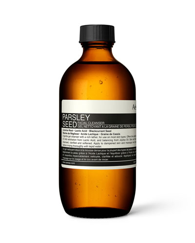 Parsley Seed Face Cleanser  6.7 oz./ 200 mL