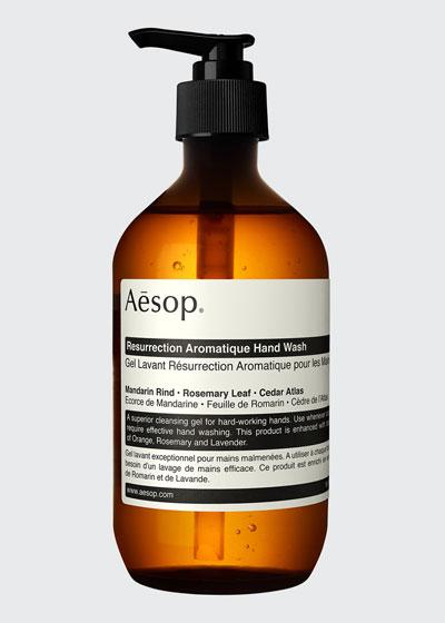 Resurrection Aromatique Hand Wash  16.9 oz./ 500 mL