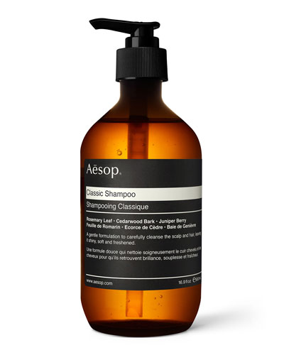 Classic Shampoo  16.9 oz. /  500 mL