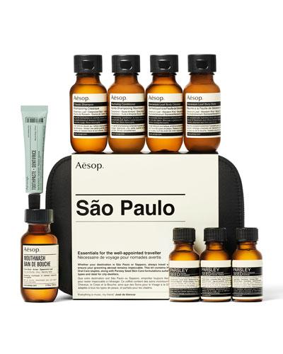 Sao Paulo City Kit - Parsley Seed