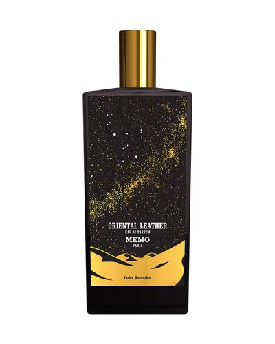 Oriental Leather Eau de Parfum  2.5 oz. / 75 mL