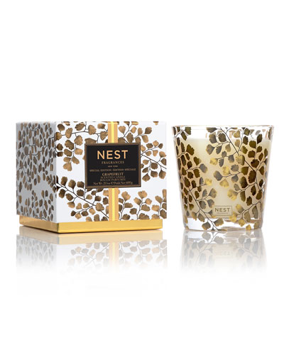 Moroccan Specialty Amber 3-Wick Candle  21.2 oz./ 600 g