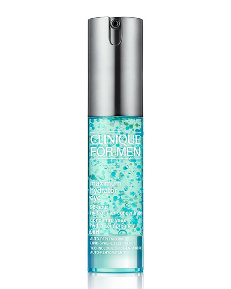 Clinique For Men Maximum Hydrator Eye 96-Hour Hydro-Filler Concentrate, 0.5 oz. / 15 mL