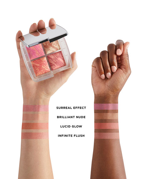 Ambient Lighting Blush Quad, Ghost