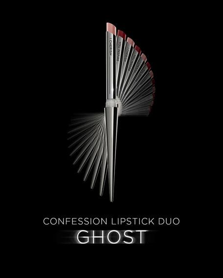 Confession Refillable Lipstick Duo, Ghost