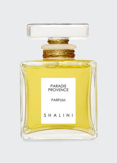 Paradis Provence Cubique Glass Bottle with Glass Stopper  1.7 oz./ 50 mL
