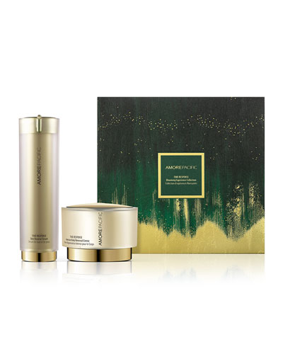 TIME RESPONSE Blooming Green Tea Collection ($1 095 Value)