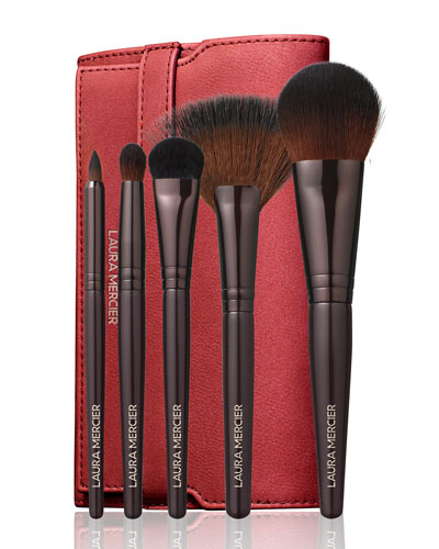 Paint the Town Luxe Makeup Brush Collection