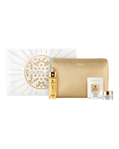 Abeille Royale Anti-Aging Facial Oil Value Set ($185 Value)