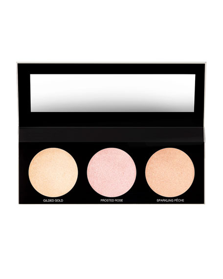 Dual Finish Highlighter Palette - Holiday Edition