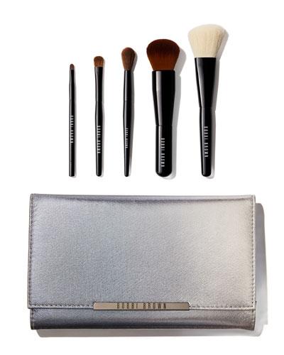 Essentials Travel Makeup Brush Set