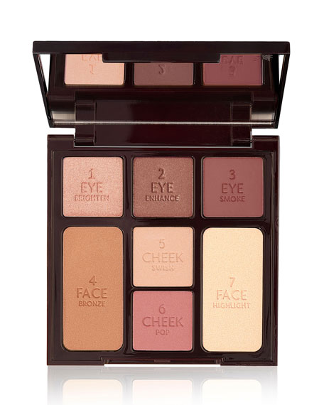 Image 1 of 1: Instant Look in a Palette - Gorgeous, Glowing Beauty