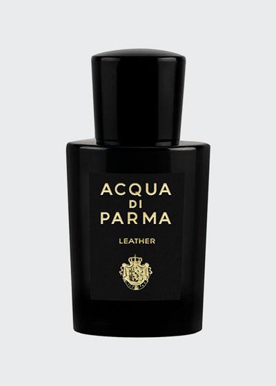 Leather Eau de Parfum, 20 mL