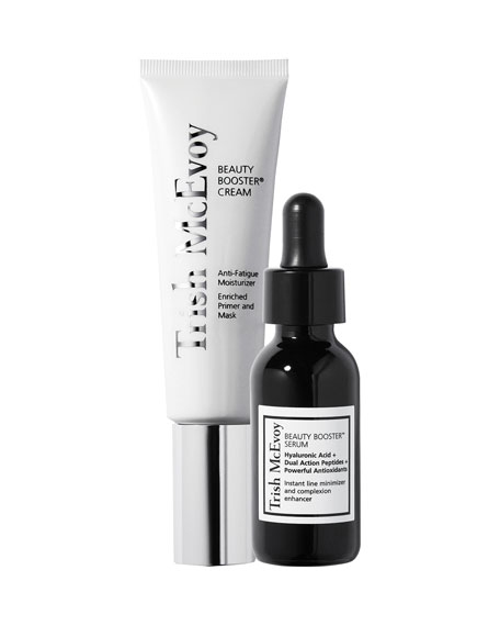 Image 1 of 1: BEAUTY BOOSTER Serum & Cream Duo