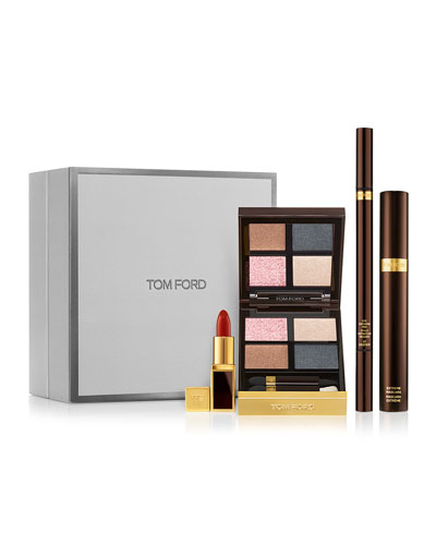 Exclusive Lip Color and Eye Color Collection
