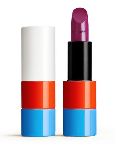 Rouge Hermes Limited Edition Satin Lipstick Violet Insense