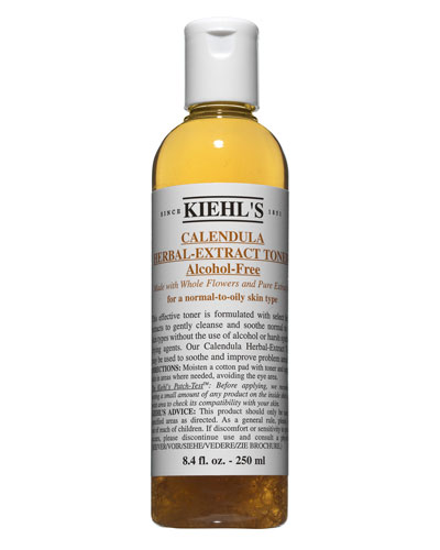 Calendula Herbal-Extract Alcohol-Free Toner, 8.4 oz.