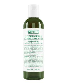 Cucumber Herbal Alcohol-Free Toner, 8.4 fl. oz.