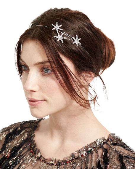 Venus Swarovski® Crystal Bandeaux Headband