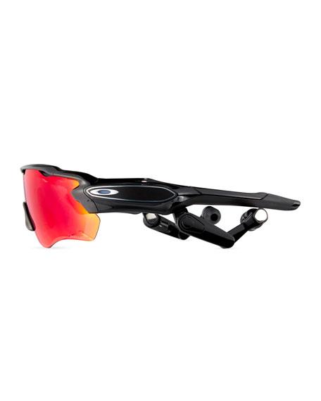 Radar® Pace™ Voice-Activated Sunglasses, Black