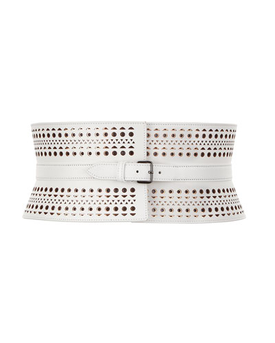Belt, White