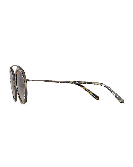 Conti Gradient Aviator Sunglasses