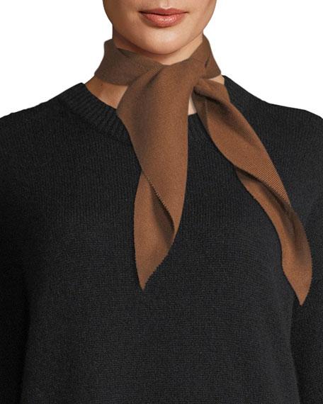 Cashmere/Silk Neckerchief
