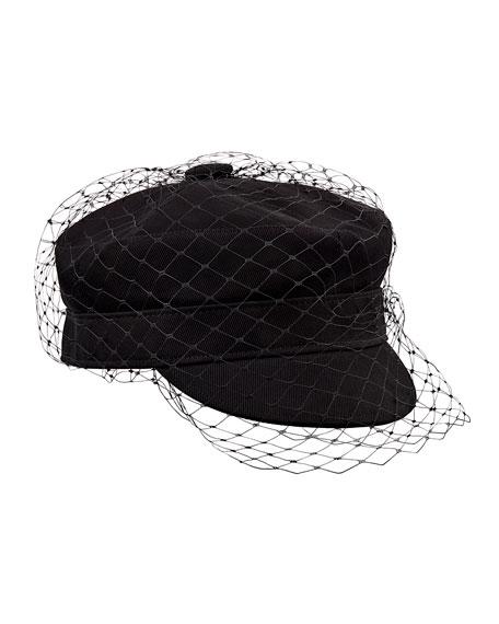 Dior Arty Veil Cotton Cap 61fab5fa8c5