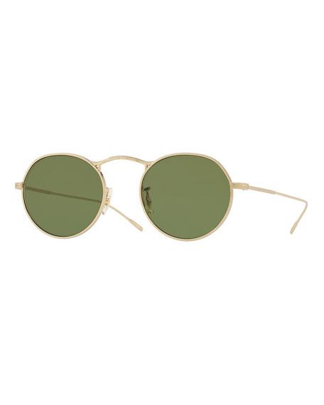M-4 30th Anniversary Round Sunglasses