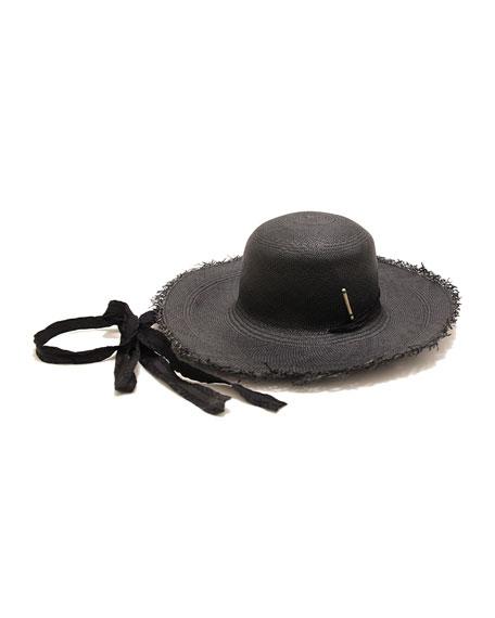 Brock x Nick 4 Straw Sun Hat