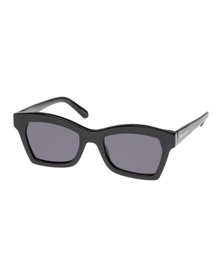 Image 1 of 1: Blessed Cat-Eye Sunglasses
