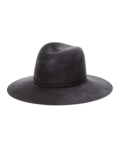 Blake Wool Fedora Hat