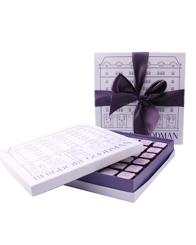 BG 36-Piece Caramel Candy Box