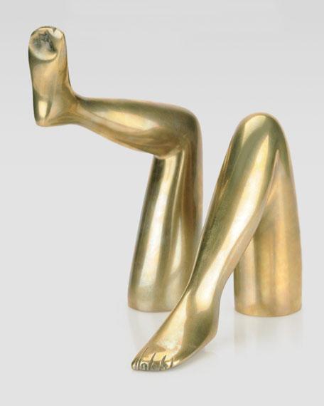 Signature Bronze Legs