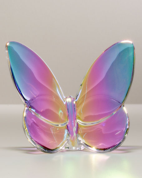"""""""Lucky"""" Butterfly, Irise Iridescent"""