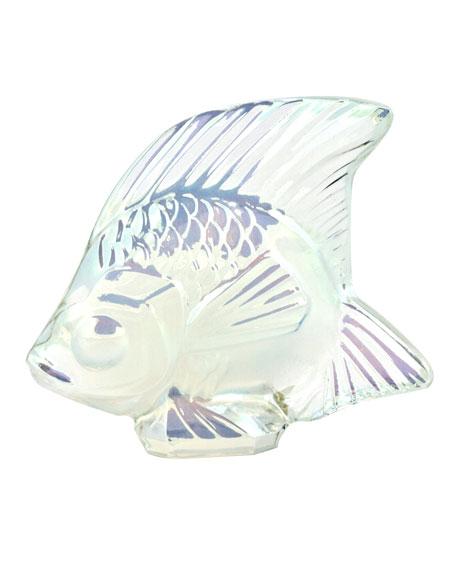 """Lustre"" Opal Fish"