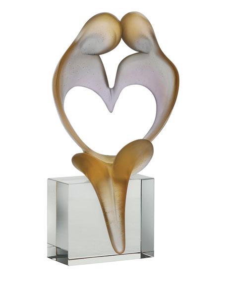 Coeurs Sculpture