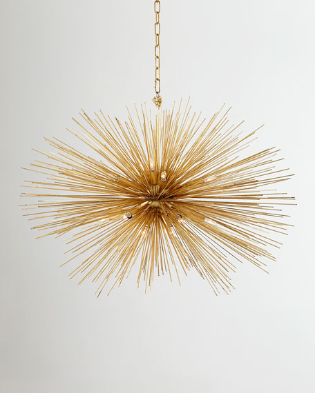 Kelly Wearstler Strada 20-Light Pendant