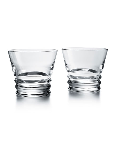Baccarat Vega Tumblers, Set of 2