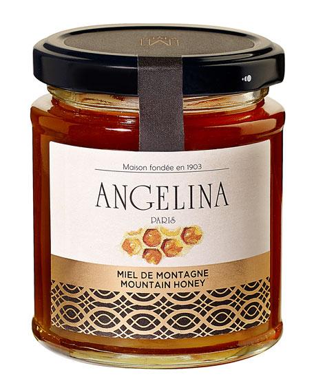 Jar of Mountain Honey
