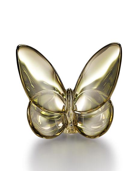 Golden Lucky Butterfly