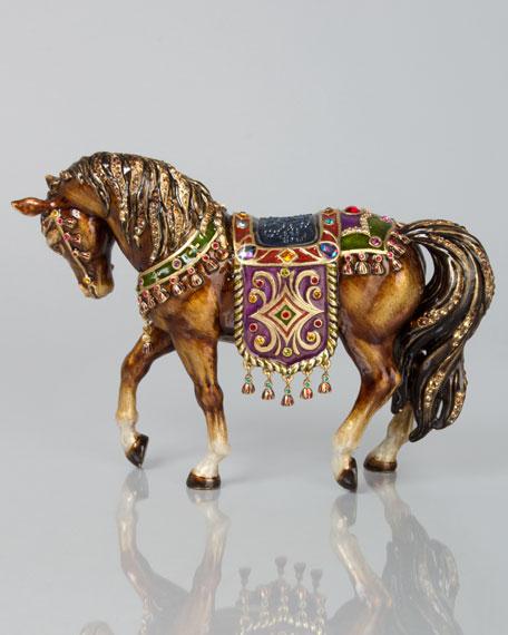 Nativity Horse Figurine