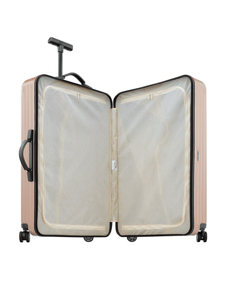 "Salsa Air Pearl Rose 30"" Multiwheel Luggage"