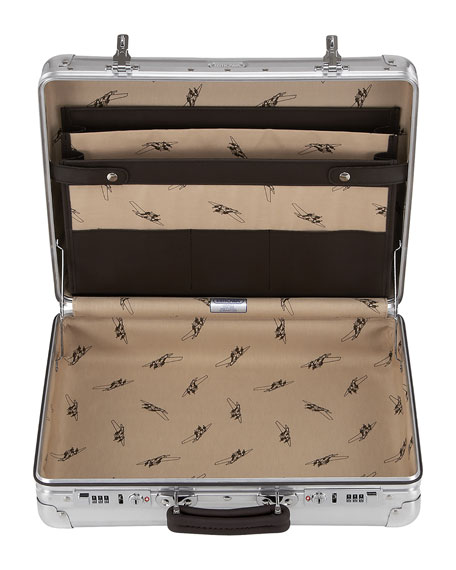 Classic Flight Attache Case Luggage