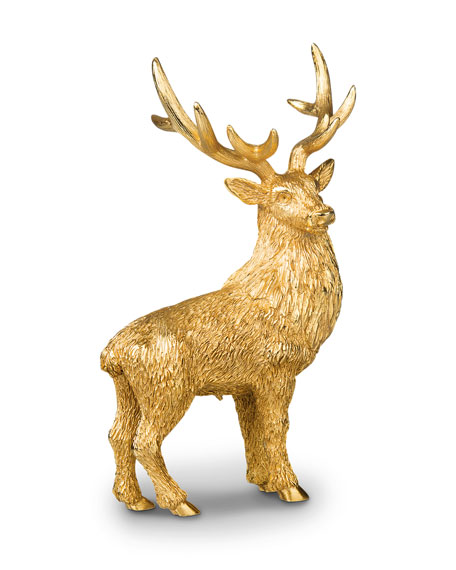 Small Stag Figurine