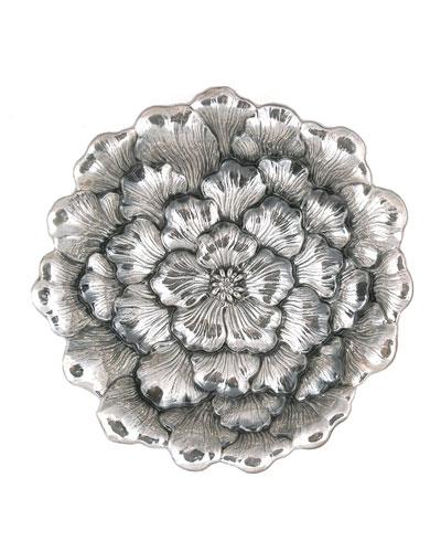 Medium Gardenia Holloware