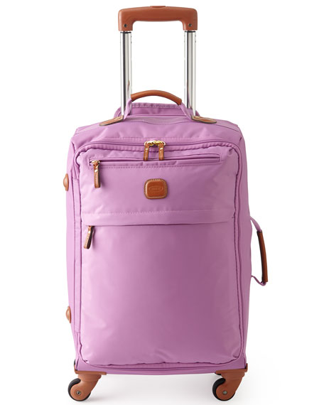 """X-Bag 21"""" Carry-on Spinner Luggage"""